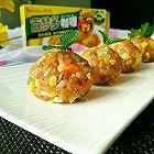 咖喱糯米饭团