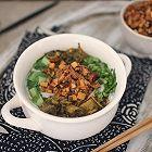 杂酱小锅米线