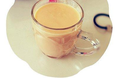 牛奶木瓜热饮