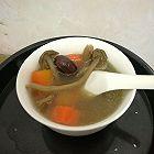 茶树菇排骨老火靓汤