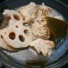 海带藕片排骨汤