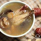补气除湿-芪苓香菇鸡汤
