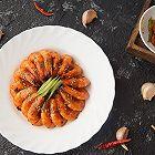 干锅香菇豆豉虾