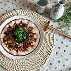 豆豉蒜泥白肉