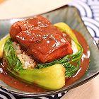 东坡肉咖喱饭