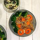 日式金针菇肥牛饭