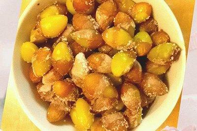 盐焗白果(银杏)