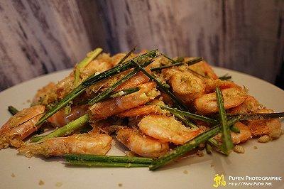 泰式香茅虾