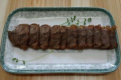 东北炖酱牛肉