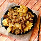 牛腩玉米萝卜煲