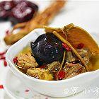 冬季滋补当归黄芪红枣枸杞牛肉汤