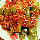 虎皮青椒金针菇