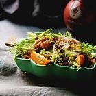 金桔鸡肉沙拉