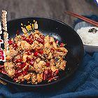 最简单的麻辣料理辣子鸡