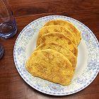 黄油煎面包片
