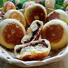 柔软红豆小甜饼
