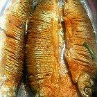 香煎蓝刀鱼