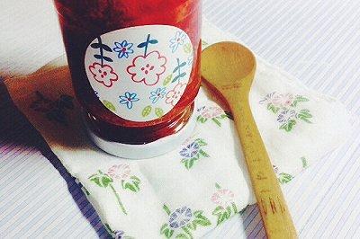 草莓酱(学生党宿舍自制)