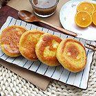 玉米发面糖煎饼