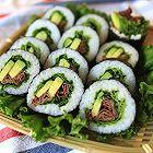春天里的寿司