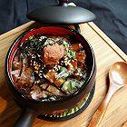 日式鳗鱼梅干茶泡饭