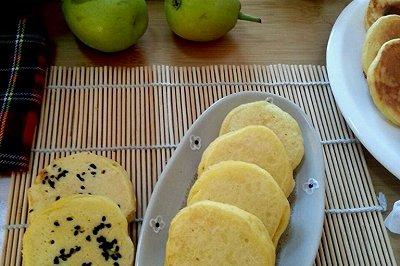 和蛋糕媲美的奶香玉米饼