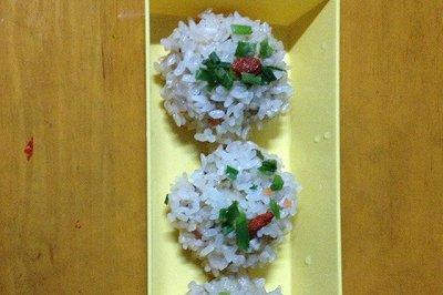 美味香菇冬笋肉丸子