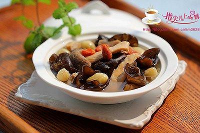 白果肚片汤