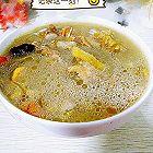 莲子虫草花排骨汤