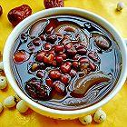 红枣红豆莲子糖水