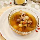 薄盐莲子猪肚养胃汤