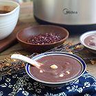 莲子红豆沙(煮)