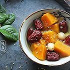 南瓜红枣莲子甜汤