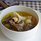 健脾胃-四神鸡汤