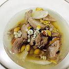 薏米白果排骨汤