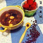 红豆白果养生粥