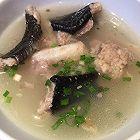 白果乌蛇汤