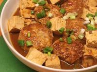 美味小秘诀:麻婆豆腐