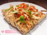 香煎豆腐肉饼
