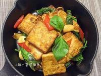 蟹黄豆腐煲
