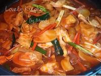 韩式辣酱烤鸡腿