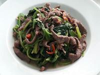 韩式五花肉海带芽蛋花汤