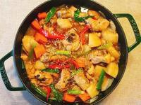 韩式薯仔排骨汤