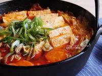 韩式泡菜辣汤