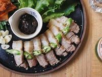 韩式凉拌冬粉