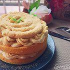 网红豆乳蛋糕