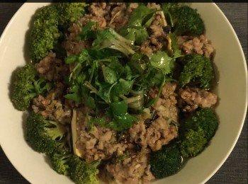 �i肉蒸豆腐