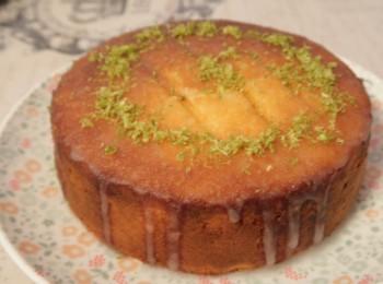 老奶奶柠檬蛋糕