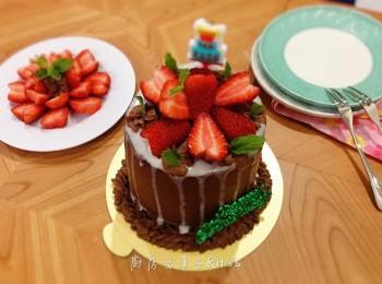 巧克力马斯卡彭蛋糕