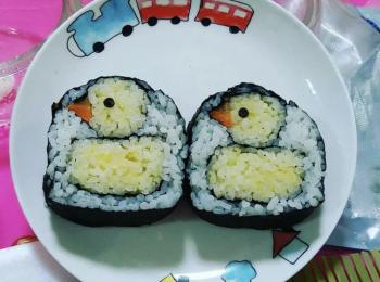 小鸭子寿司